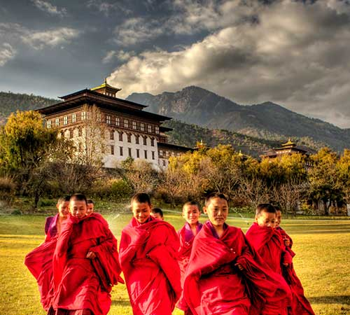 BHUTAN HIGHLIGHT