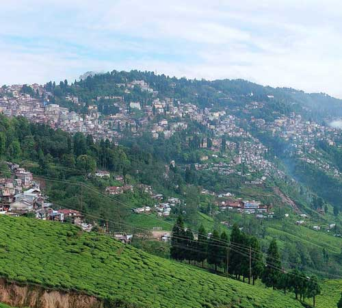 02 Nights Darjeeling + 01 night Kalimpong