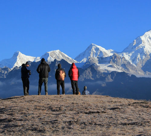 THE SINGALILA TREK 7 DAYS