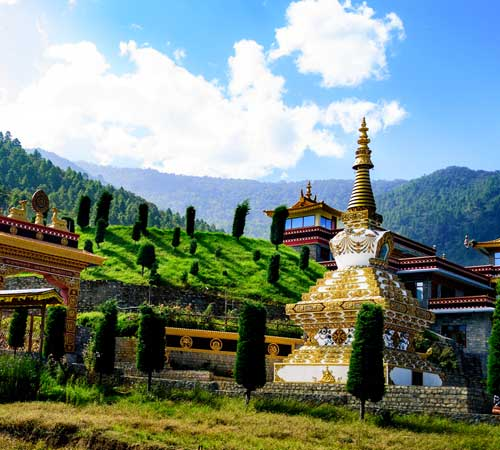 01 Night Bhalukpong – 01 Night Dirang – 02 Nights Tawang – 01 Night Bomdila – 01 Night Tezpur