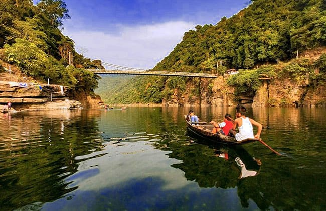 shillong honeymoon tour package